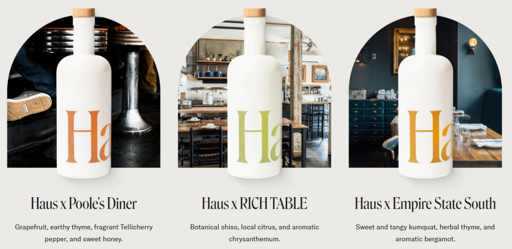 The Restaurant Project | Haus