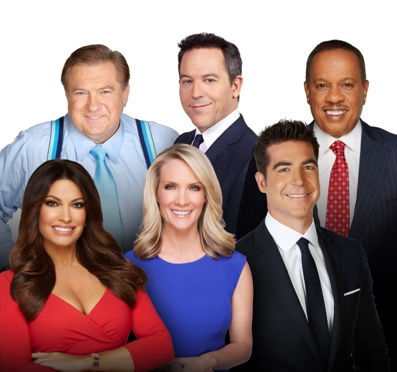 Fox News Wins Night One With Revamped Prime Time Lineup