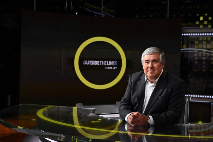 Espn S Outside The Lines Unveils New Studio With Enhanced Graphics Tvnewser