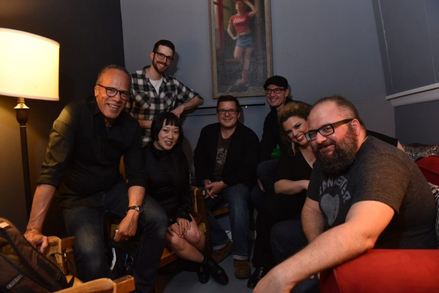 Lester Holt And The Rough Cuts Rock New York Tvnewser