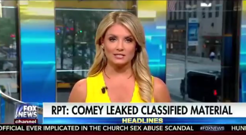 Ex-FBI Director James Comey Getty Images. Fox News ...