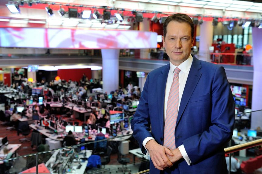 How A British TV Network Became One of the Most Trusted News Sources Among Americans