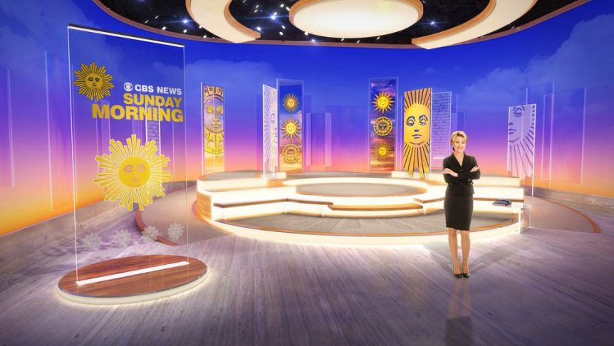 171b83bb CBS Sunday Morning Finishes 15th Season at No. 1 | TVNewser