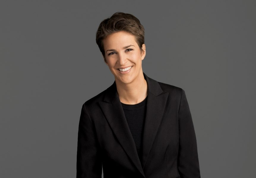 MSNBC managed to accomplish a feat this past month that its rivals could  not: It delivered audience growth from a presidential election month.