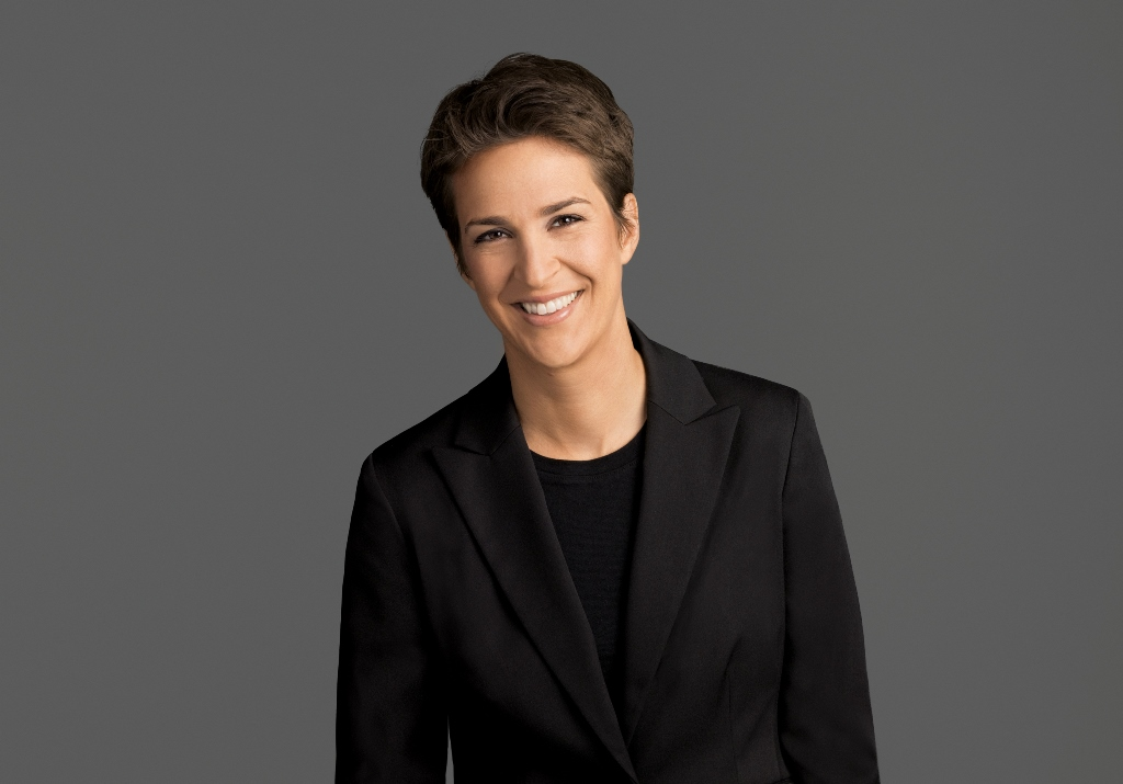 2017 Ratings: MSNBC Has Best Year Ever, Sees Most Growth ...