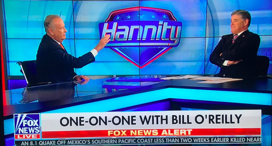 Bill O'Reilly Returns to Fox News, Brings Up Messy Departure   TVNewser
