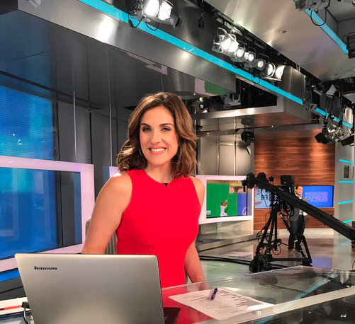 HLN Weekend Express Host Lynn Smith Is Expecting Her Second