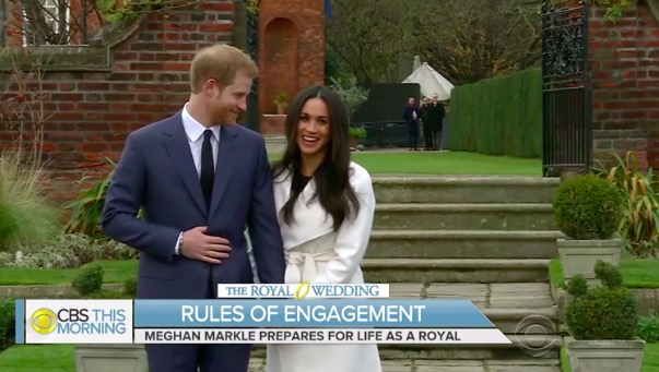 Cbs Royal Wedding Coverage.Here S How Tv News Is Covering The Royal Wedding