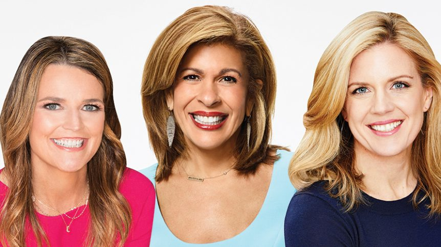 Today Show's Hoda Kotb, Savannah Guthrie, Libby Leist Are Adweek Disruptors