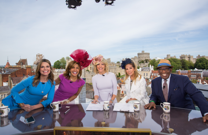 Cbs Royal Wedding Coverage.29 2 Million U S Viewers Tuned Into 2018 Royal Wedding