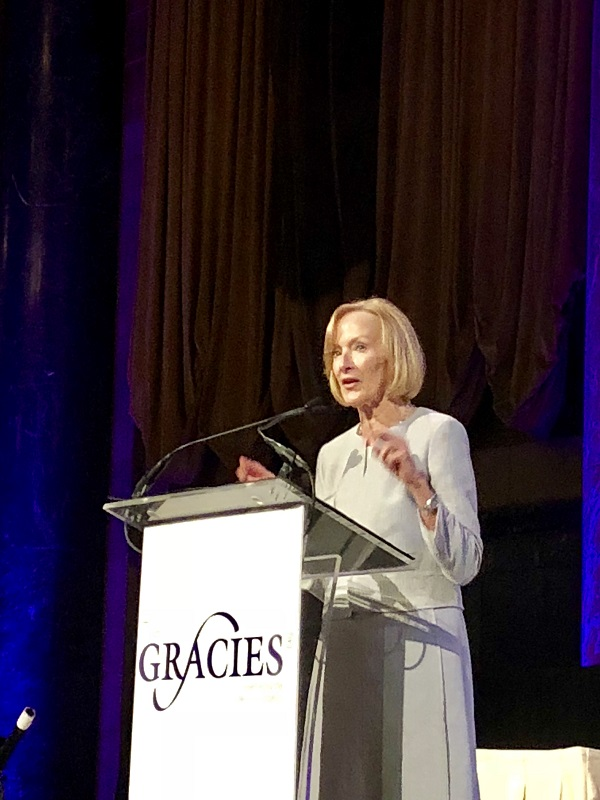 PBS NewsHour Anchor Judy Woodruff: 'Today, Every Second