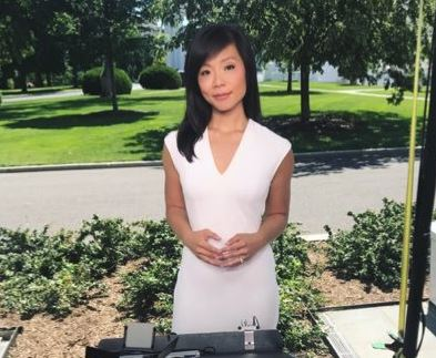 Weijia Jiang Named CBS News White House Correspondent
