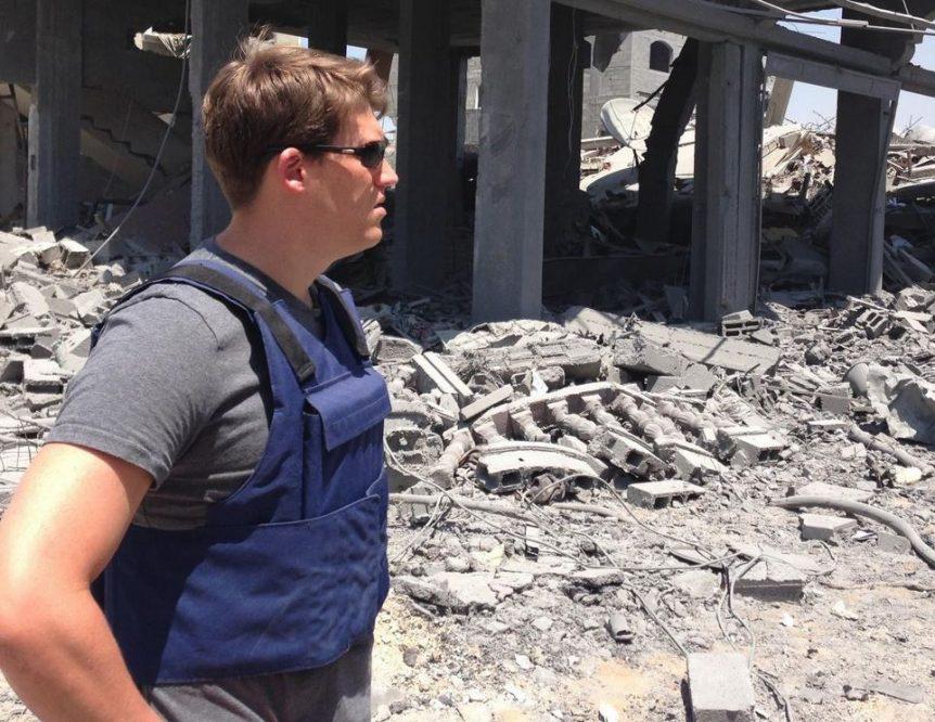 Fox News Correspondent Departs, Reportedly Was