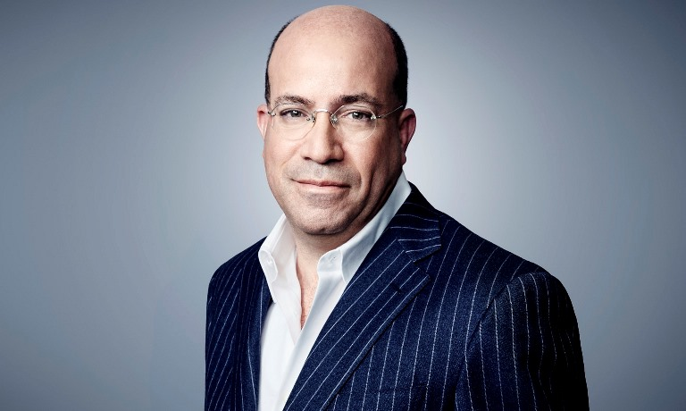 Jeff Zucker Is Back at Work