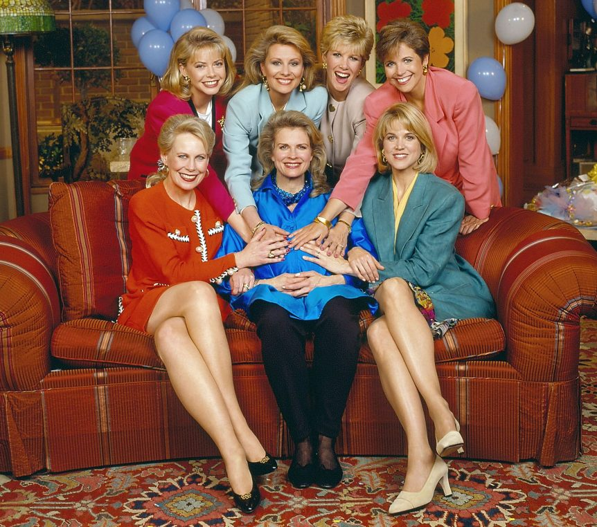 Katie Couric Will Be the First TV Newser to Cameo on the Murphy Brown Revival