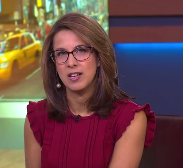 Former Bloomberg Markets Reporter Julie Hyman Is Joining