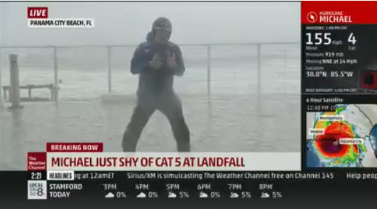 The Weather Channel Was the No  1 Cable Network on