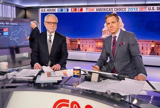 November 2018 Ratings Cnn Posts Significant Year Over Year Growth And Beats Msnbc In Advertiser Friendly Adults 25 54 Demo