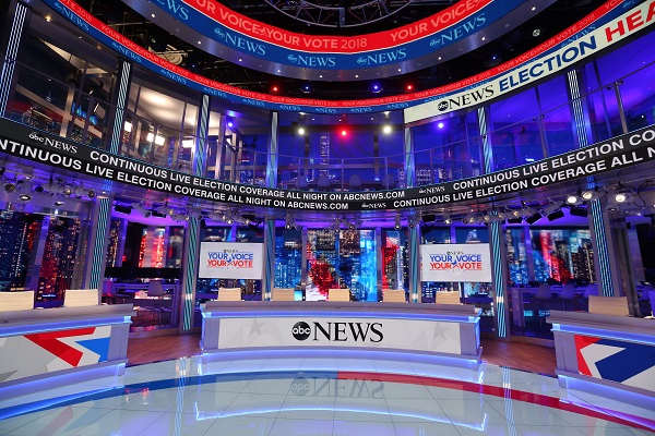 US Midterms 2018: Networks coverage - TV Forum