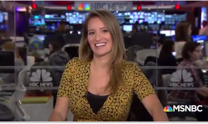 Katy Tur I Have A Baby In My Belly Officially Tvnewser