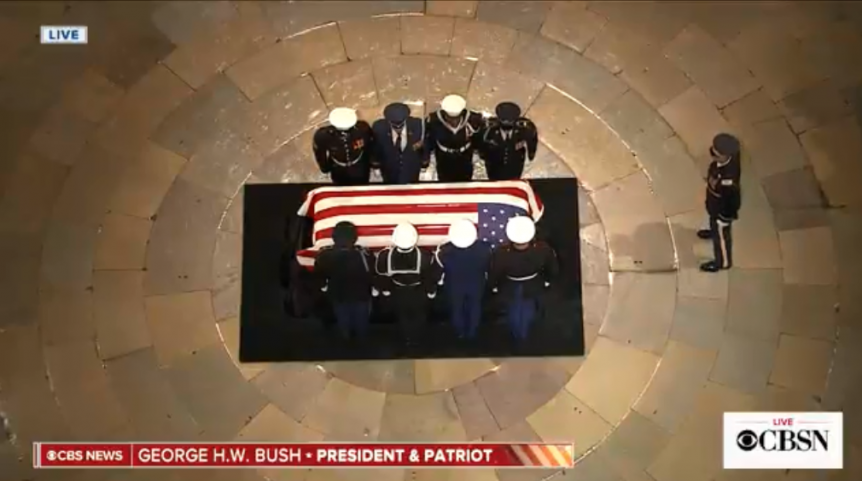 News Networks Announce Special Coverage of State Funeral