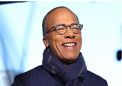 Lester Holt Will Receive the 2019 Walter Cronkite Award in November