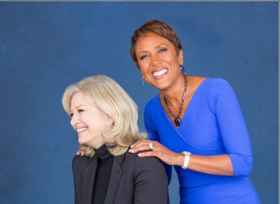 30 Most Impactful Tv Newsers Of The Past 15 Years Diane Sawyer Robin Roberts