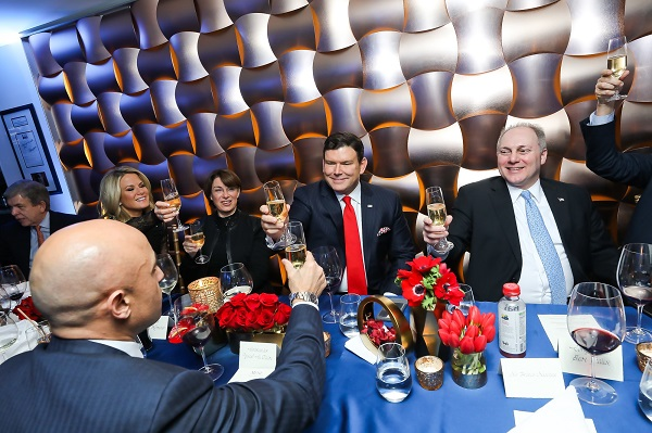Lawmakers, TV Newsers Mingle at the 10th Anniversary Party for Special Report with Bret Baier