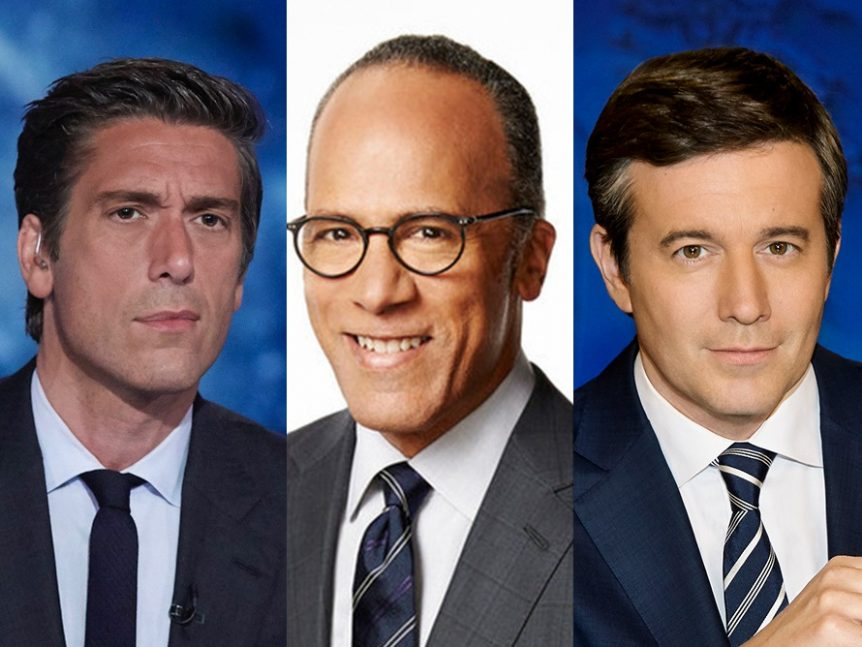 Evening News Ratings: Q1 2019 and Week of March 25   TVNewser