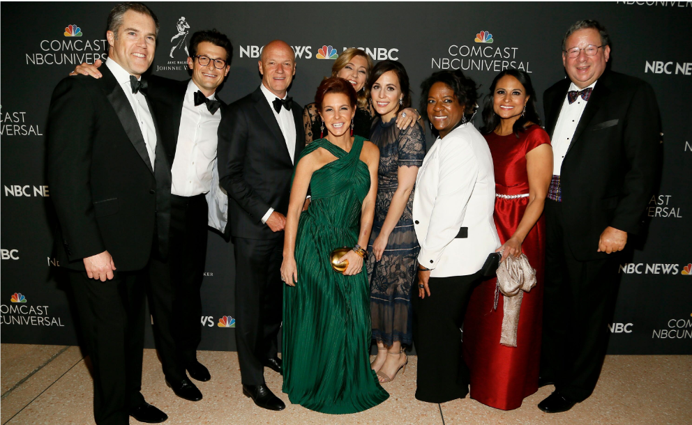 Here's Who Showed Up to the NBC News/MSNBC After-Party