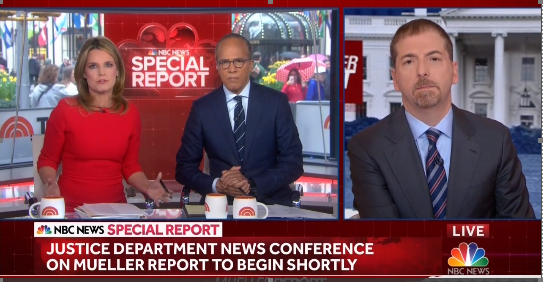 Here's How Broadcast Networks Are Covering Attorney General Barr's