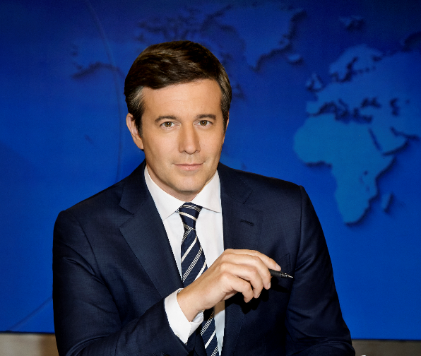 Source: Jeff Glor Will Address the CBS Evening News Staff