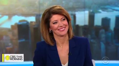 Norah O'Donnell Named CBS Evening News Anchor