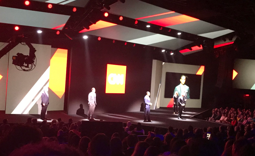 CNN Presents at WarnerMedia Upfront With Tagline: 'The Truth Has Never Been Busy'