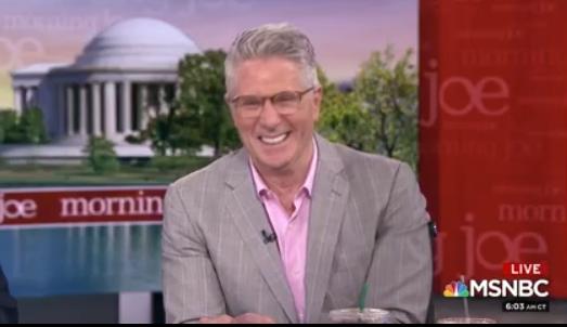 MSNBC Launches Saturday Night Politics With Donny Deutsch