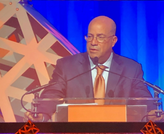 Jeff Zucker, Ronan Farrow Garner Significant Honors at the 2019 Syracuse Newhouse School Mirror Awards