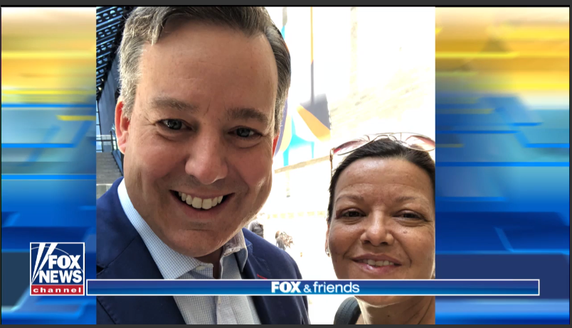 Ed Henry: 'I'm Going to Donate Part of My Liver on Tuesday'