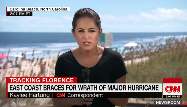 ABC News Signs Kaylee Hartung as New York-Based Correspondent