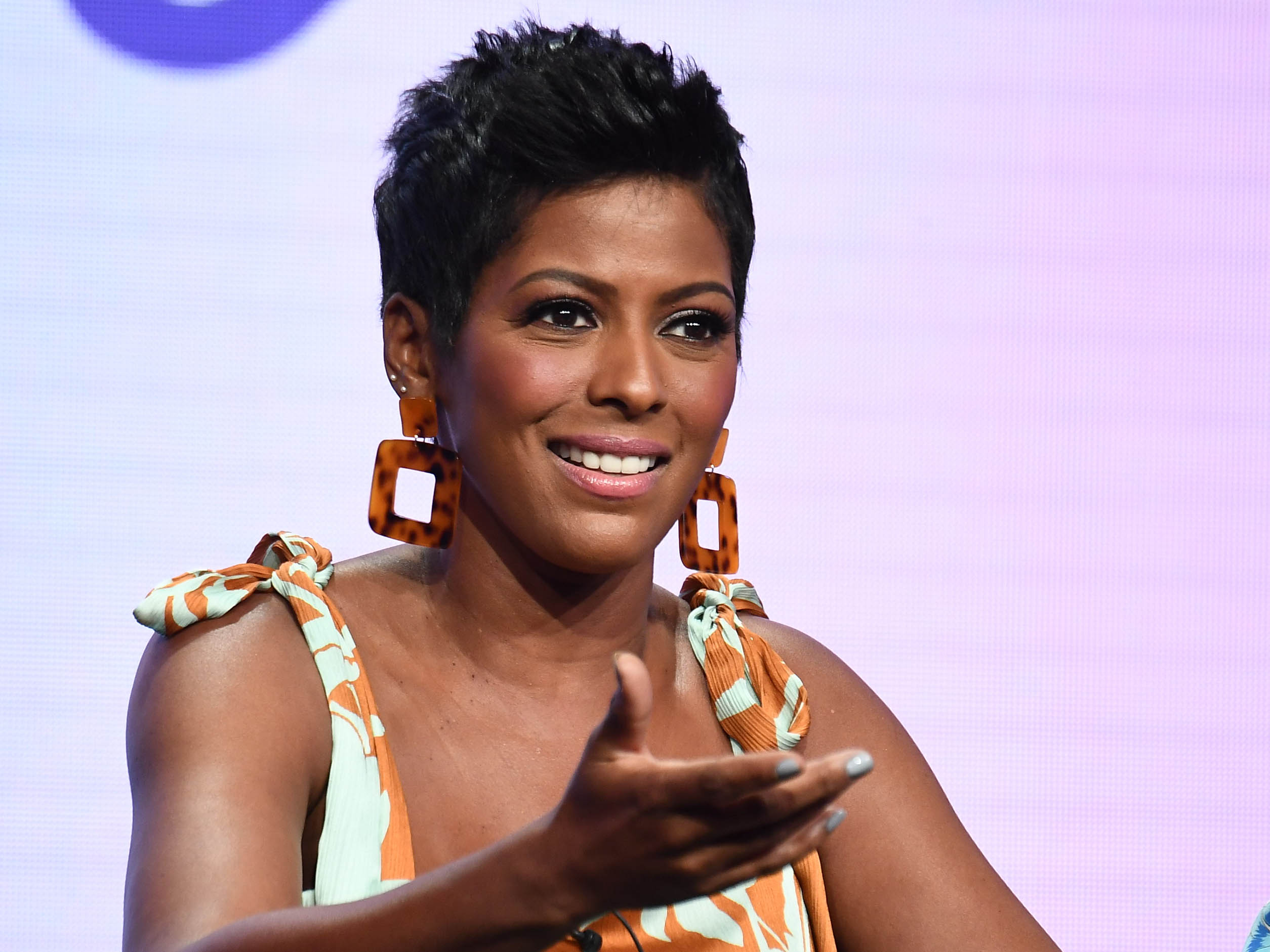 Tamron Hall: NBC 'Made the Wrong Choice' In Giving Her Today Time Slot to Megyn Kelly