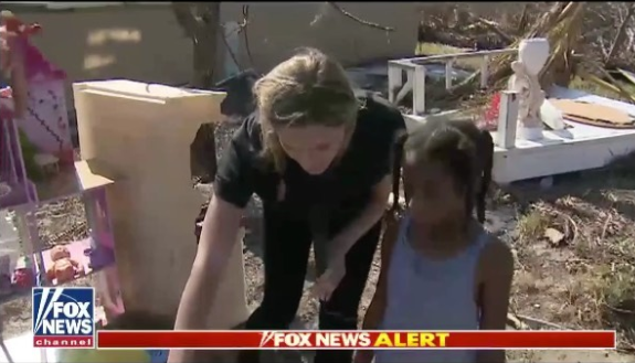 Thanks to Her Reporting, Fox News Correspondent Ellison Barber Has Been Able to Raise Thousands of Dollars for Children's Hostel in the Bahamas