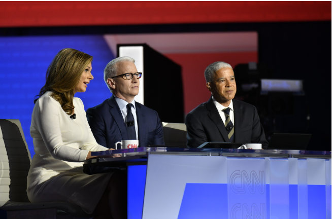 Last Night's CNN-New York Times Democratic Primary Debate Drew 8.3 Million TV Viewers, Down From Prior Debates