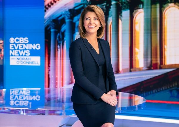 The CBS Evening News with Norah O'Donnell Launches Tonight From Washington D.C.