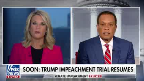 Here are Ratings for Day 1 of the Senate Impeachment Trial