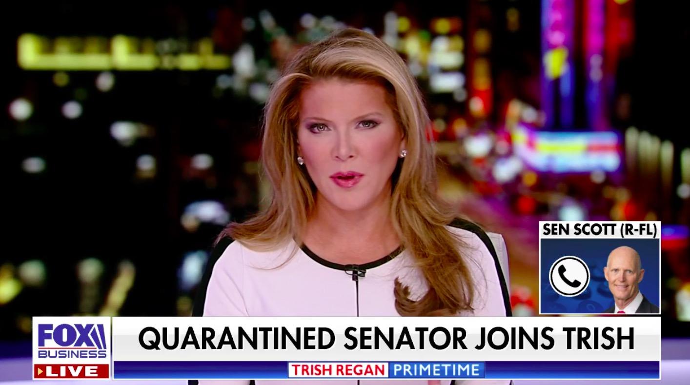 Trish Regan Departs Fox Business Network Tvnewser