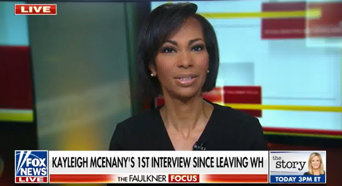 Former White House Press Secretary Kayleigh McEnany Is Joining Fox News