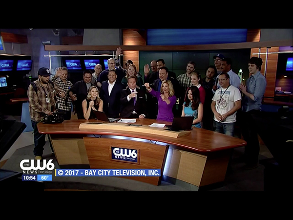 San Diego Station Airs Final Newscast Friday Night | TVSpy