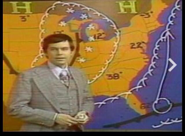 Harvey Leonard Blizzard 1978