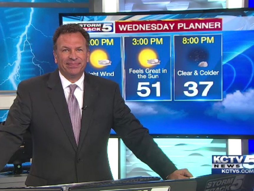 Kansas City Meteorologist Returns To The Market Tvspy