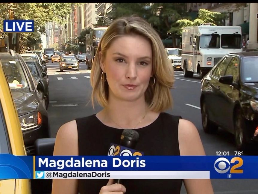 Wcbs reporter wont return to the morning show tvspy wcbs morning reporter magdalena doris is leaving the station thecheapjerseys Images