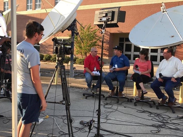 WMBB Back on the Air After Hurricane Michael